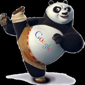 gogole-panda